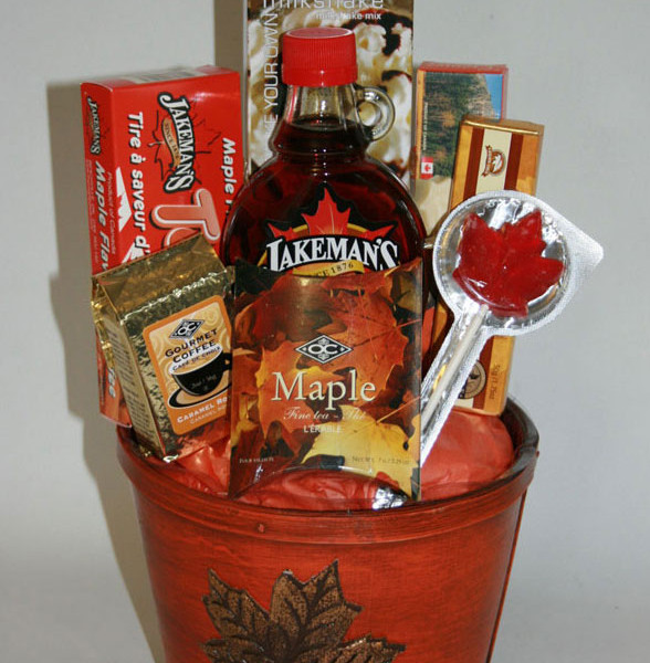 b182870f655 Maple-icious! - Better Than Flowers Gift Baskets