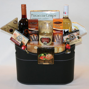 Wine beer and liquor gift baskets better than flowers gift baskets the maritime gift basket negle Image collections